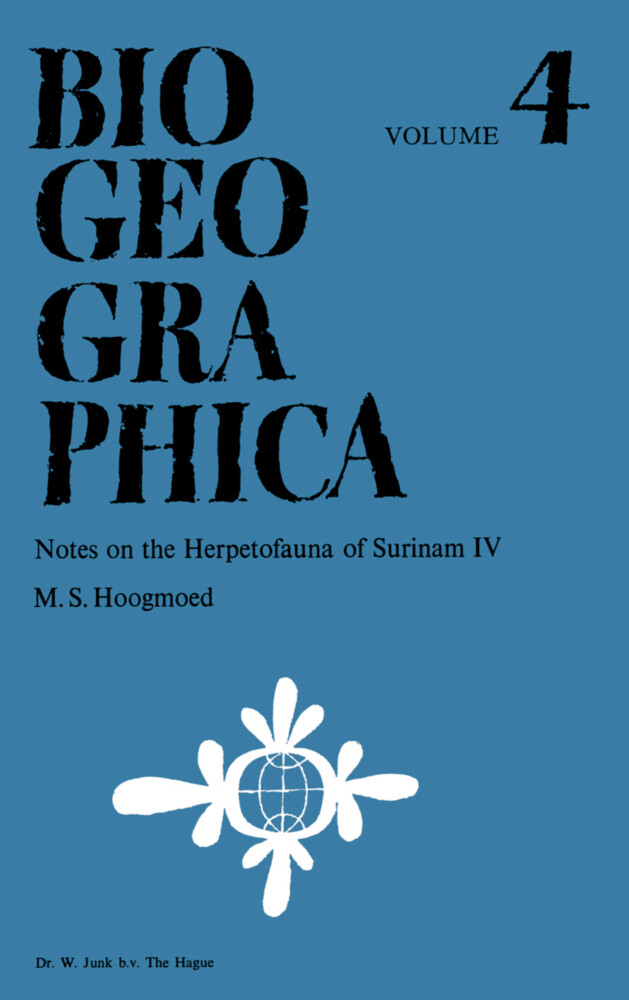 Notes on the herpetofauna of Surinam IV als Buch (gebunden)