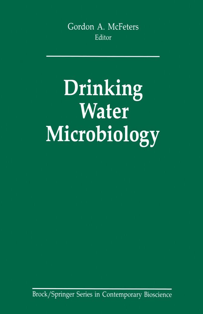 Drinking Water Microbiology als Buch (gebunden)