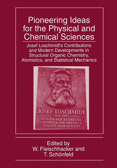 Pioneering Ideas for the Physical and Chemical Sciences als Buch (gebunden)