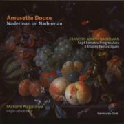Amusette Douce: Harfenmusik als CD