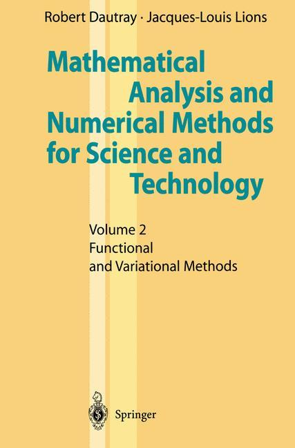 Mathematical Analysis and Numerical Methods for Science and Technology als Buch (gebunden)