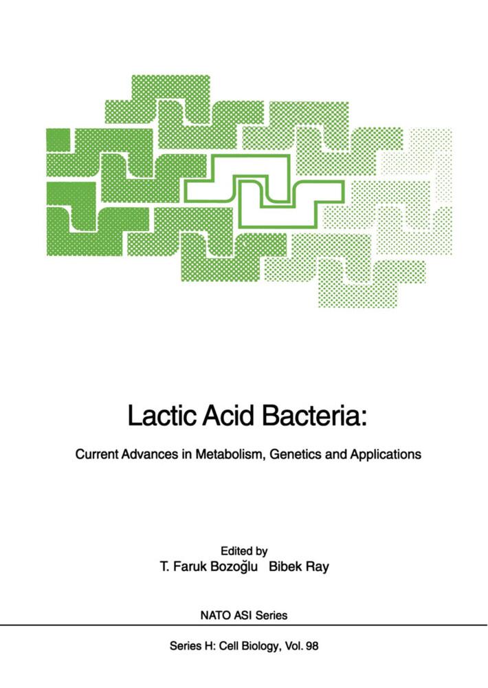 Lactic Acid Bacteria als Buch (gebunden)