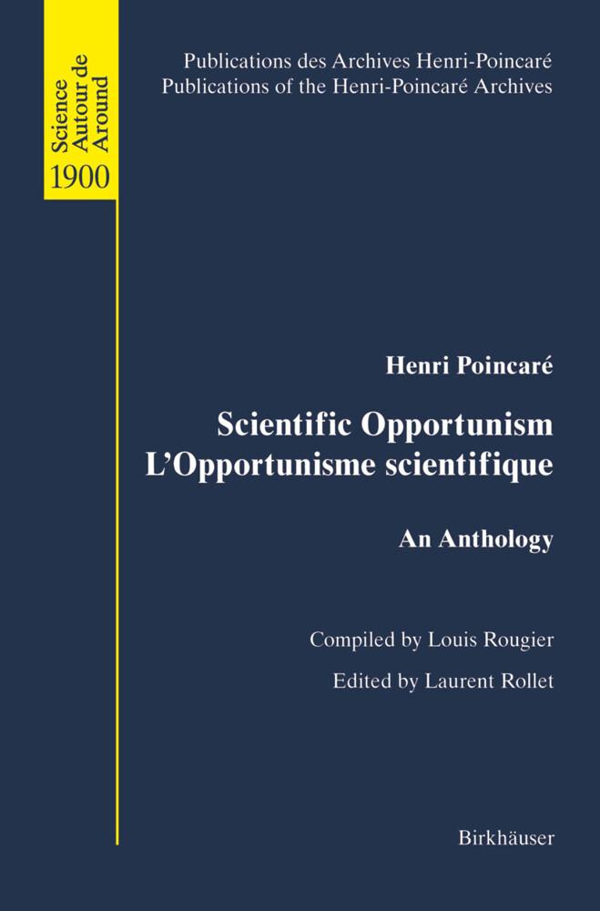 Scientific Opportunism L'Opportunisme scientifique als Buch (gebunden)