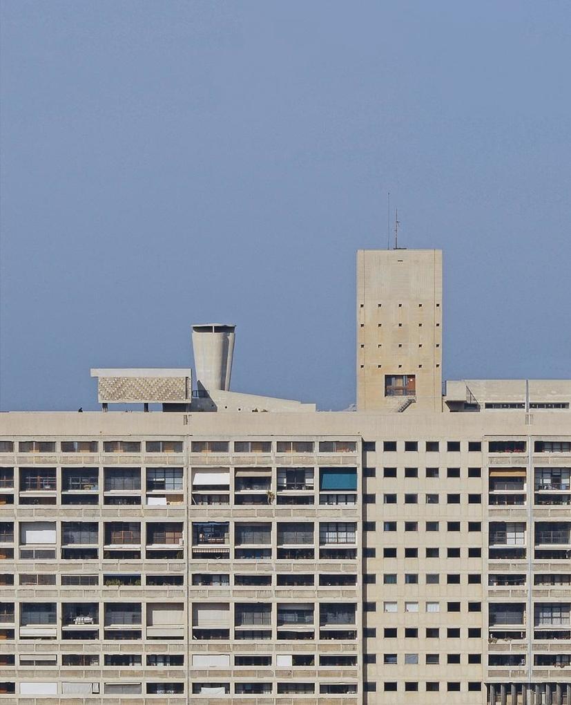 Le Corbusier, Unite d'Habitation, Marseille als Buch (gebunden)