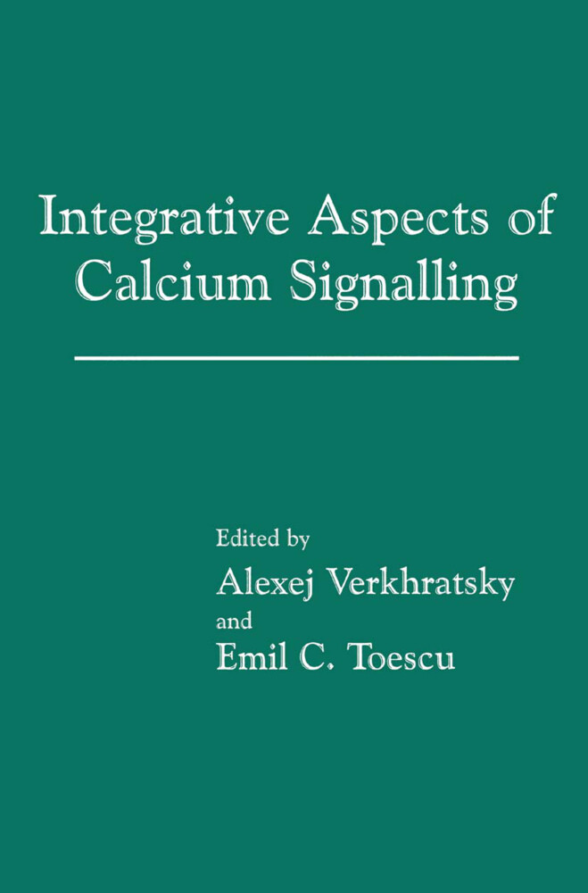 Integrative Aspects of Calcium Signalling als Buch (gebunden)