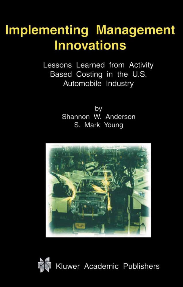 Implementing Management Innovations als Buch (gebunden)