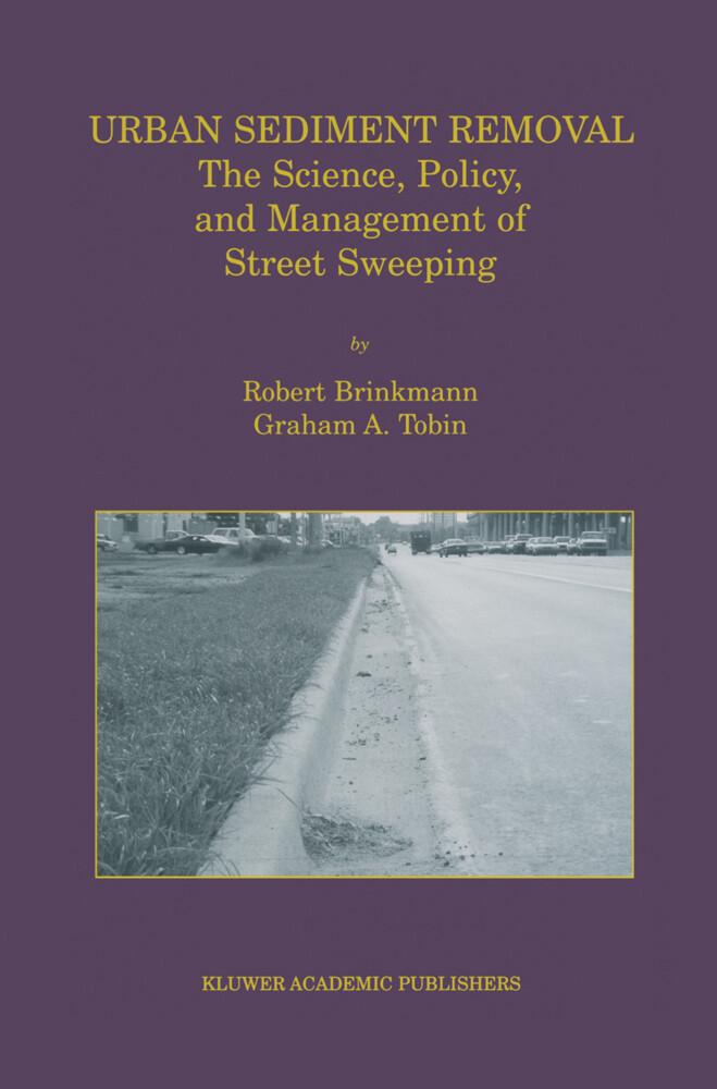 Urban Sediment Removal als Buch (gebunden)