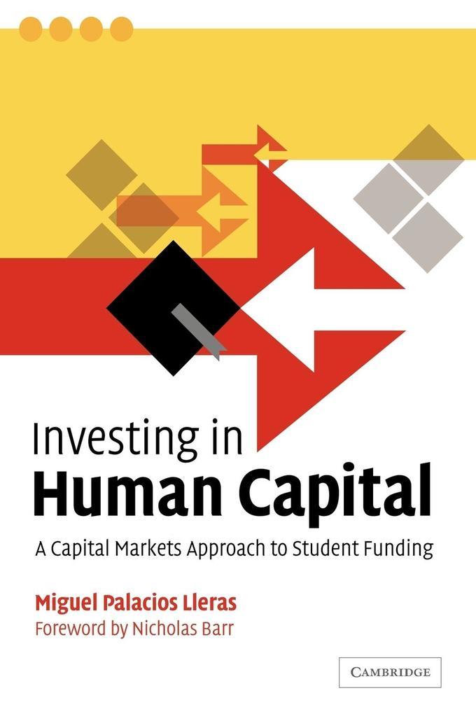 Investing in Human Capital als Taschenbuch
