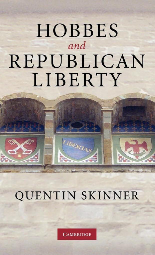 Hobbes and Republican Liberty als Buch (gebunden)