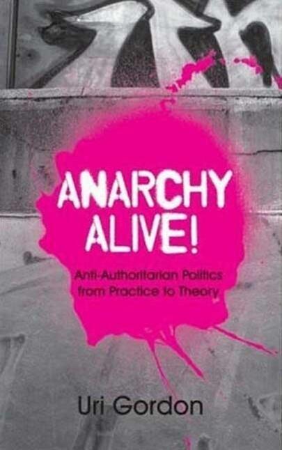 Anarchy Alive! als Buch (gebunden)