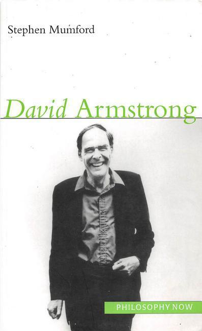 David Armstrong als Buch (gebunden)