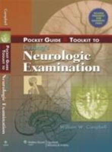 Pocket Guide and Toolkit to DeJong's Neurologic Examination als Buch (kartoniert)