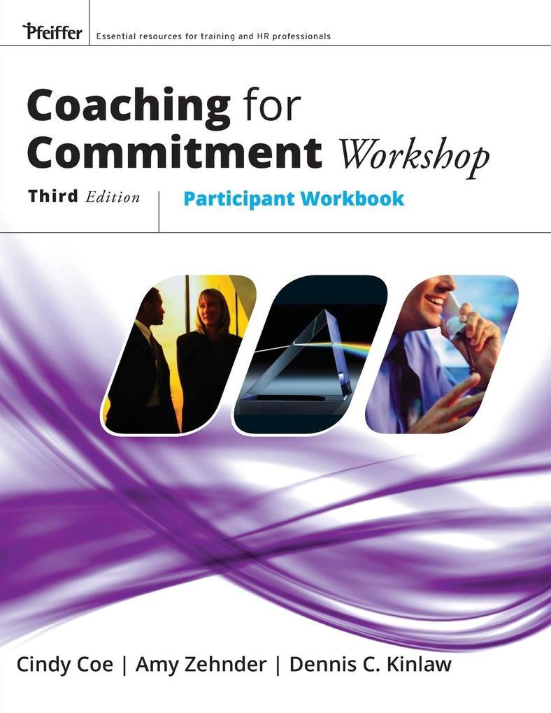 Coaching Commitment Part Wkbk als Taschenbuch