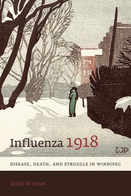 Influenza 1918 als Buch (gebunden)