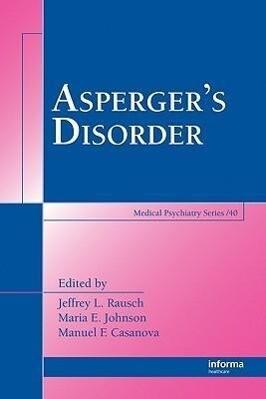 Asperger's Disorder als Buch (gebunden)