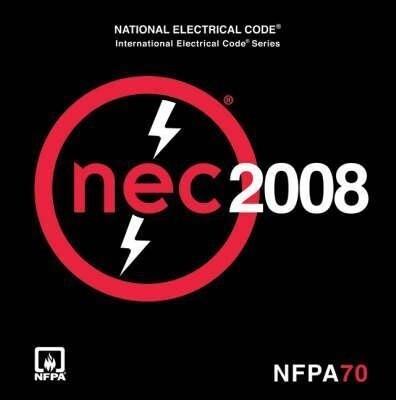National Electrical Code 2008 Looseleaf Version in a Binder als Blätter und Karten