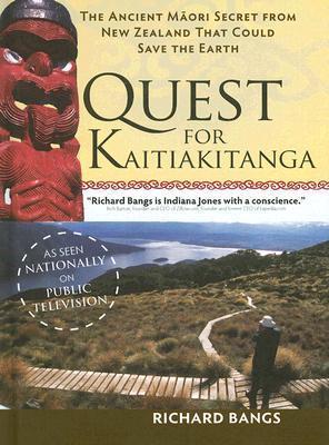 Quest for Kaitiakitanga als Buch (gebunden)