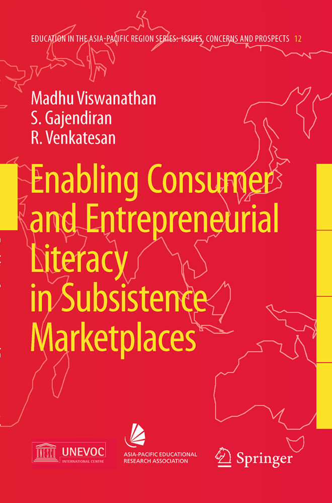 Enabling Consumer and Entrepreneurial Literacy in Subsistence Marketplaces als Buch (gebunden)