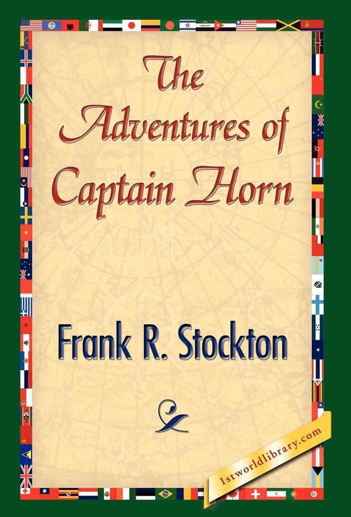 The Adventures of Captain Horn als Buch (gebunden)