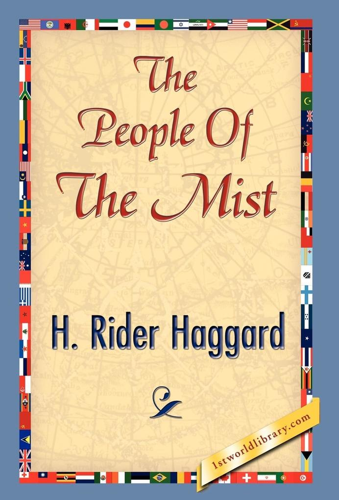 The People of the Mist als Buch (gebunden)