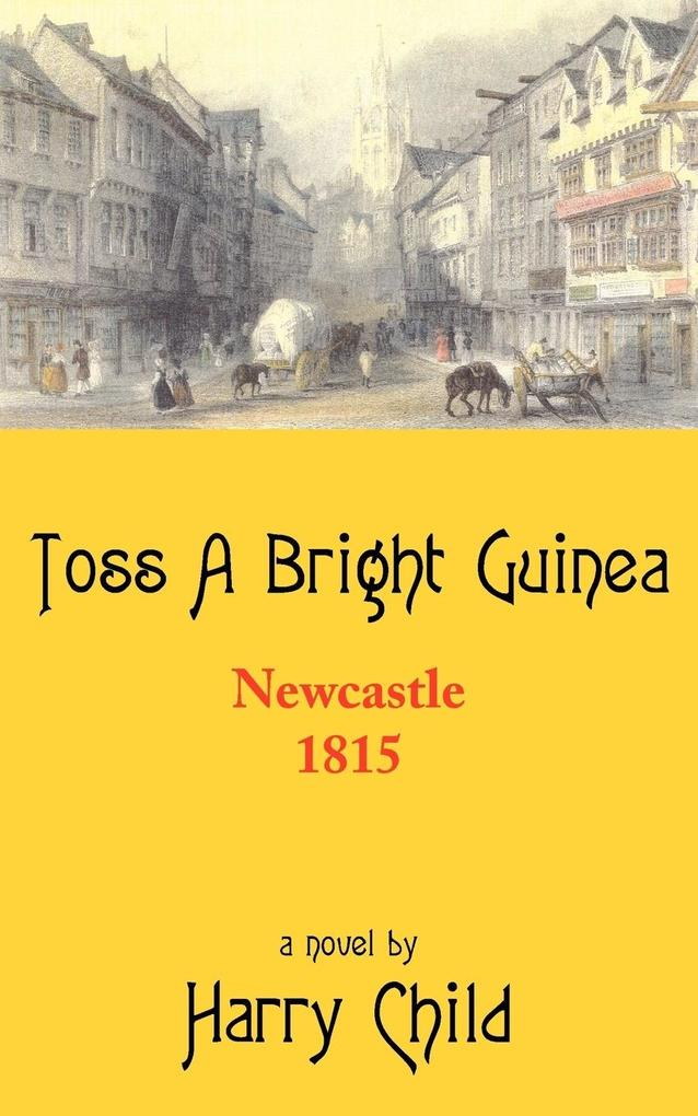Toss a Bright Guinea als Taschenbuch