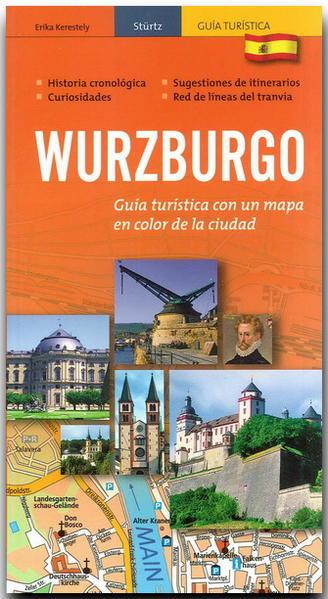 Würzburg Guia turistica als Buch (kartoniert)