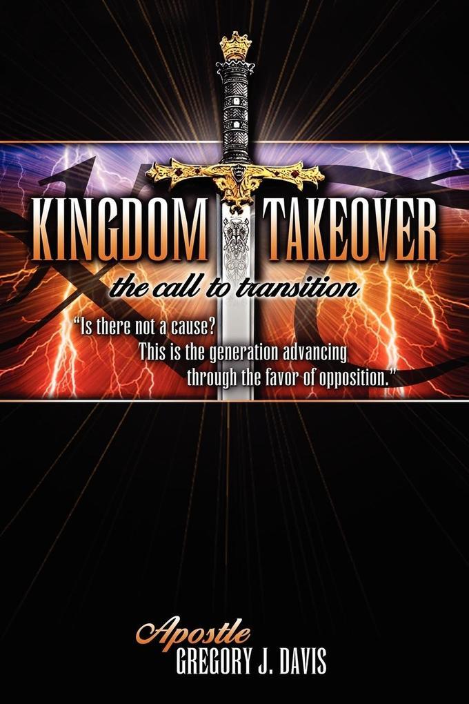 Kingdom Takeover als Taschenbuch