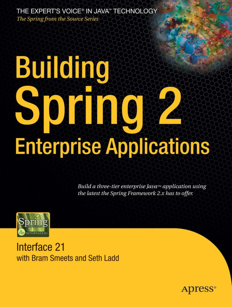 Building Spring 2 Enterprise Applications als Buch (kartoniert)