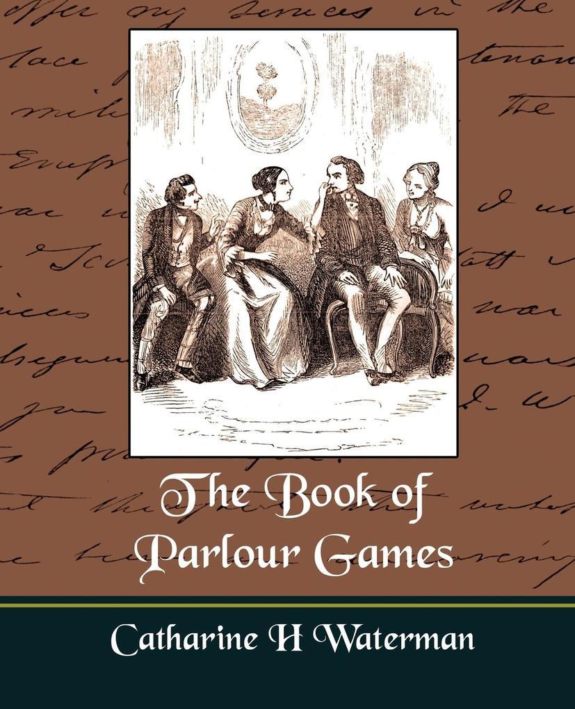 The Book of Parlour Games als Taschenbuch