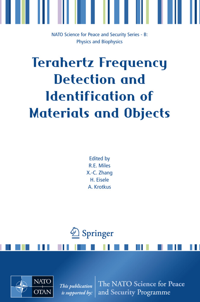 Terahertz Frequency Detection and Identification of Materials and Objects als Buch (gebunden)