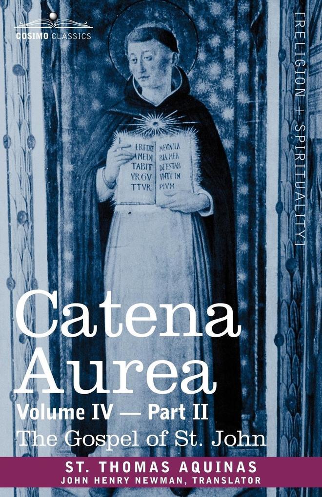 Catena Aurea als Taschenbuch