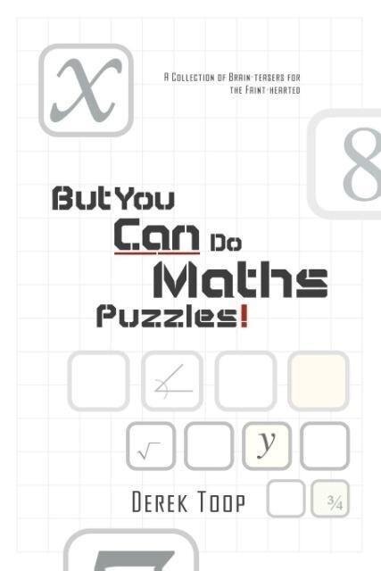 But You Can Do Maths Puzzles! als Taschenbuch