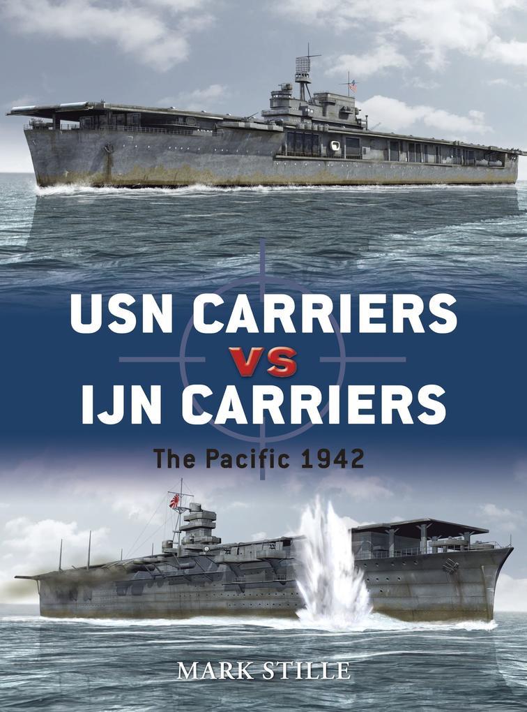 USN Carriers vs Ijn Carriers als Taschenbuch