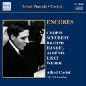 Encores als CD