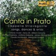 Canta In Prato als CD