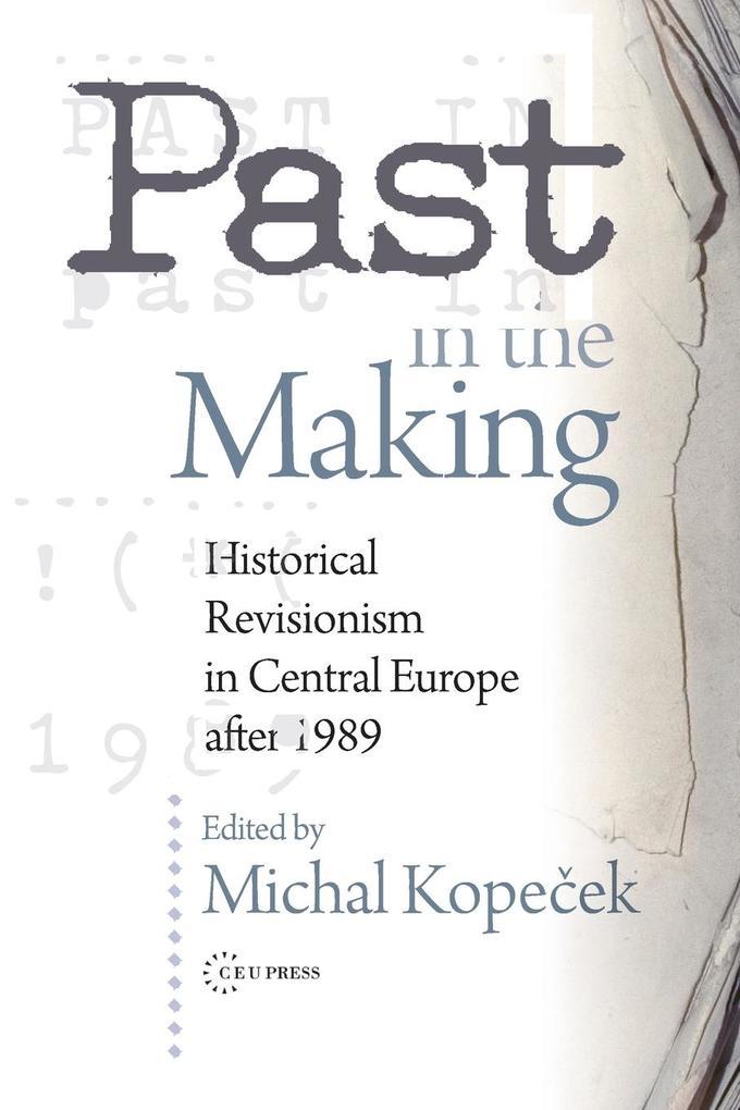 Past in the Making als Taschenbuch