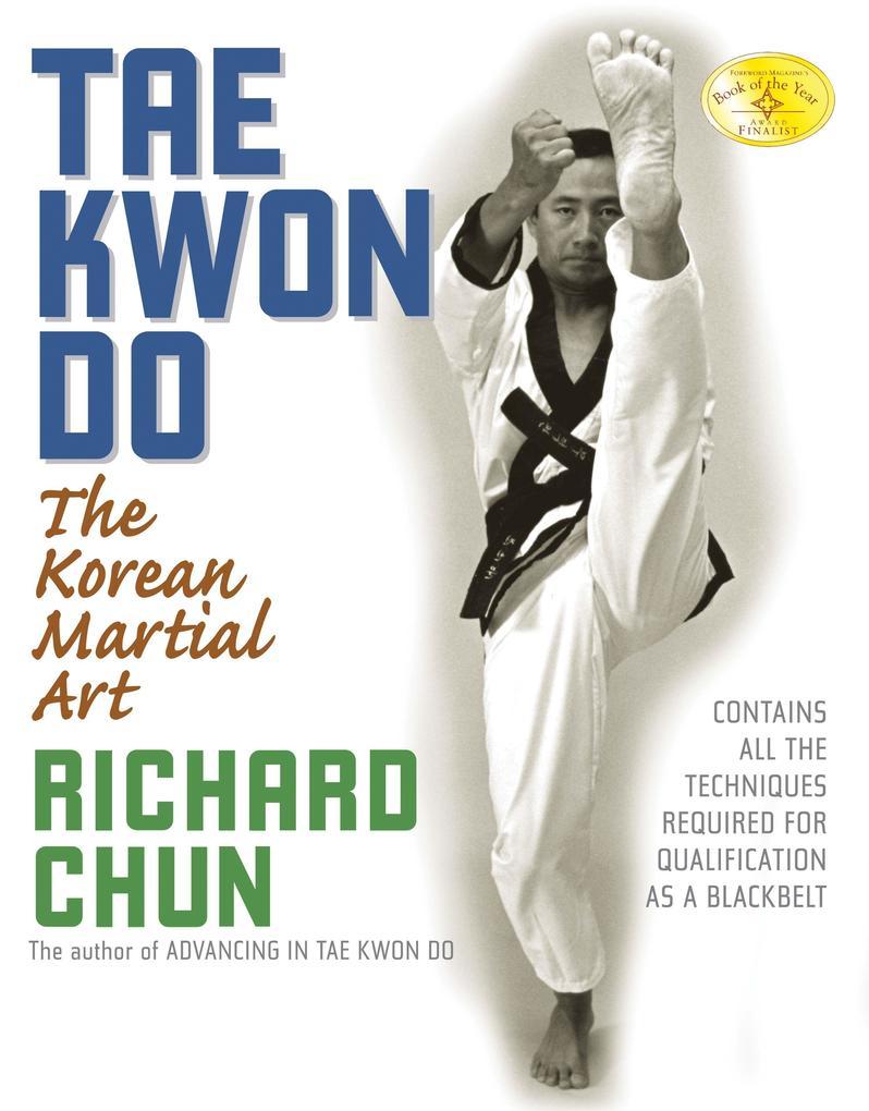Tae Kwon Do als Taschenbuch