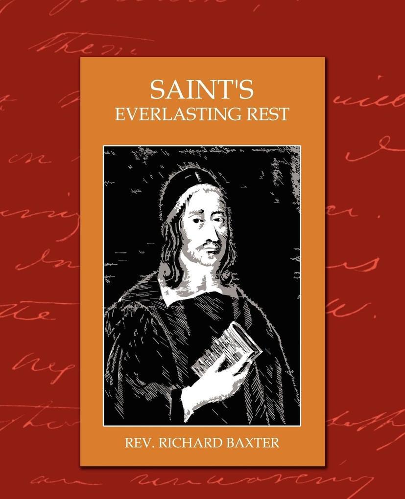 Saints Everlasting Rest als Taschenbuch