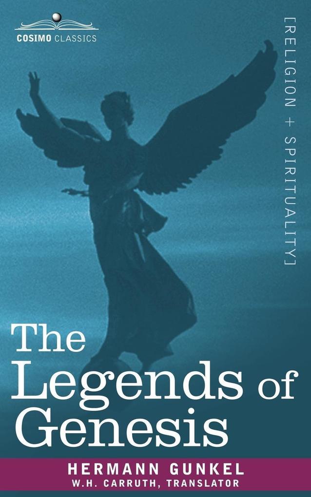 The Legends of Genesis als Taschenbuch