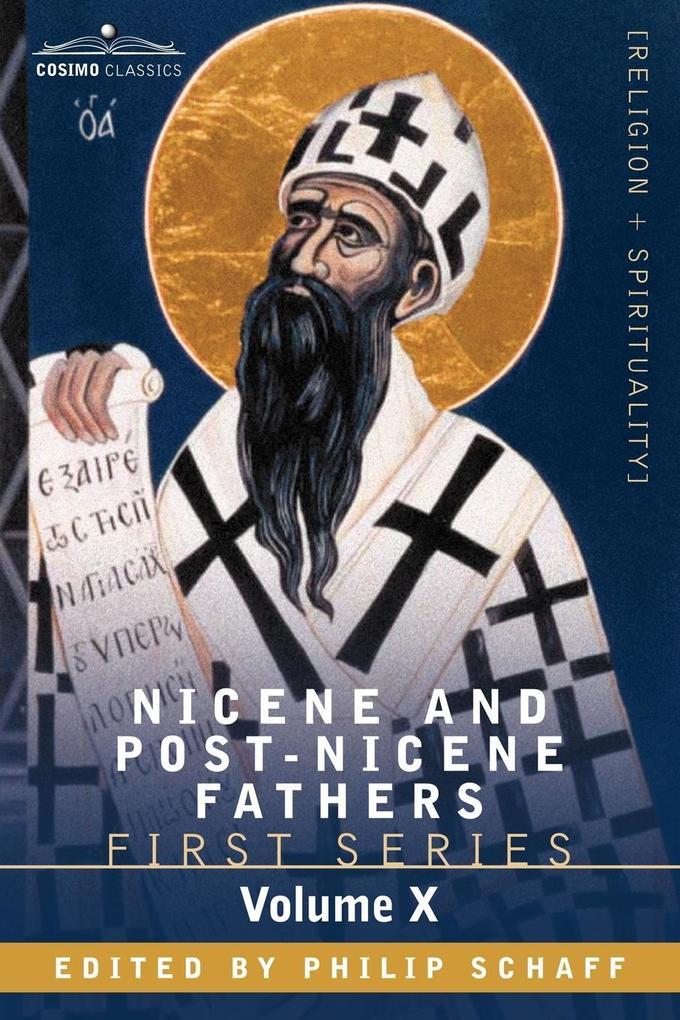 Nicene and Post-Nicene Fathers als Taschenbuch