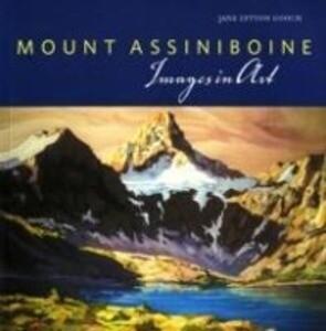 Mount Assiniboine als Taschenbuch