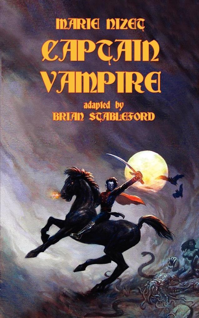 Captain Vampire als Taschenbuch