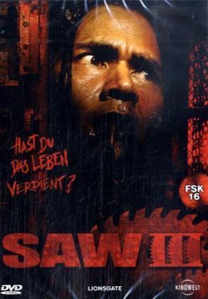 SAW III - Hast du das Leben verdient? als DVD