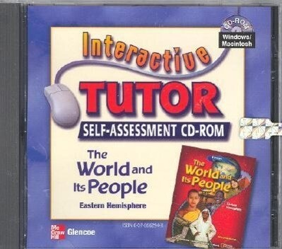 The World and Its People, Eastern Hemisphere, Interactive Tutor: Self Assessment CD-ROM (Win/Mac) als Sonstiger Artikel