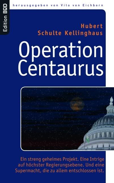 Operation Centaurus als Buch (kartoniert)