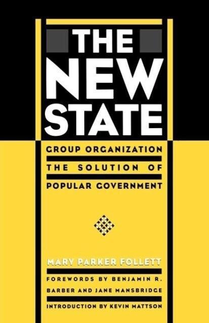 New State als Taschenbuch