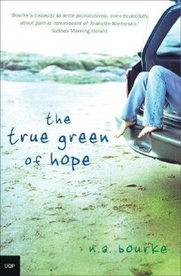 The True Green of Hope als Taschenbuch