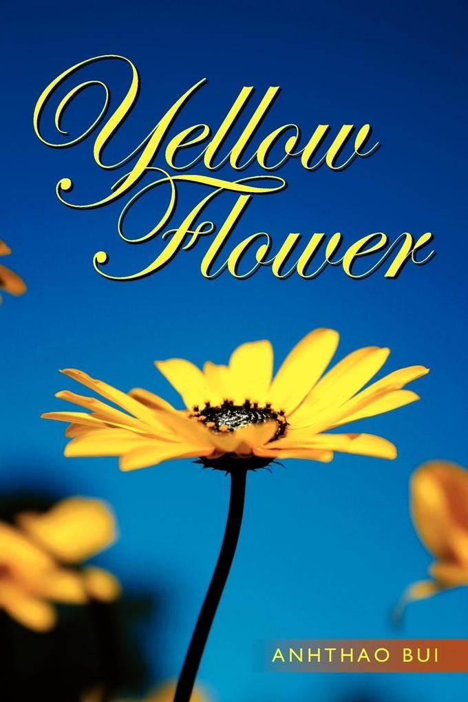 Yellow Flower als Taschenbuch