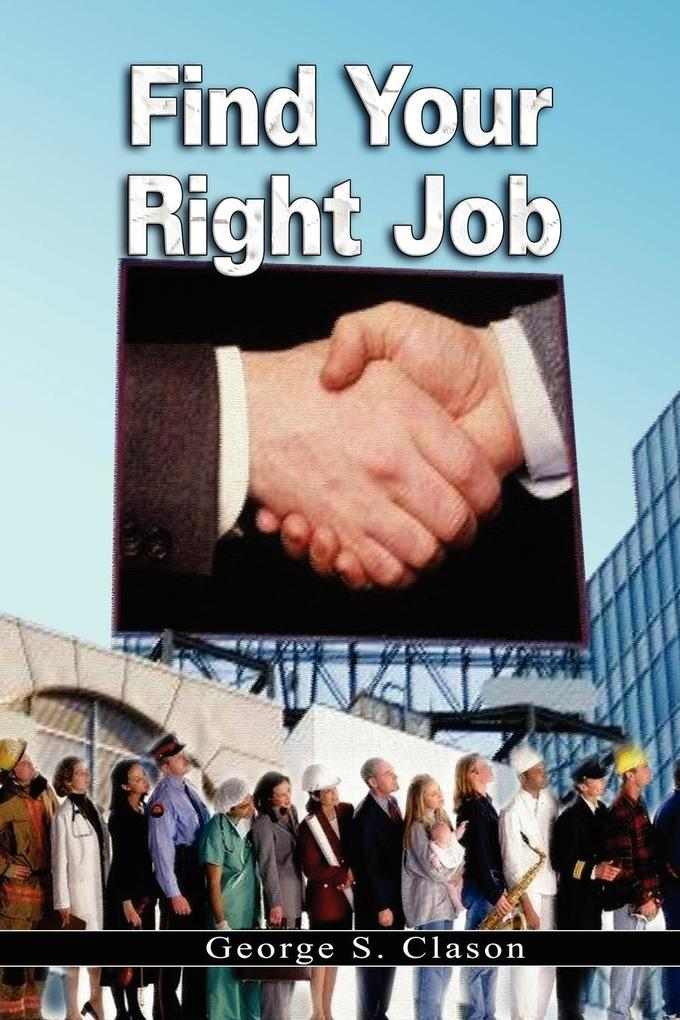 Find Your Right Job als Taschenbuch