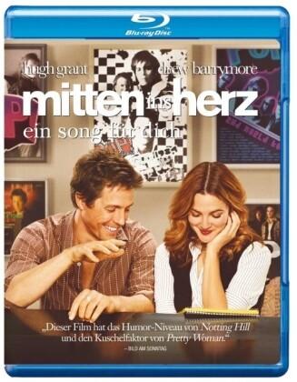 Mitten ins Herz - Ein Song für Dich als Blu-ray
